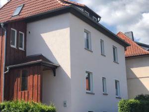 Fassadenanstrich in Barsinghausen mit Siloxan Elastik