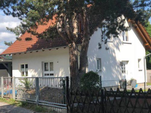 Schmutzabweisender Hausanstrich mit Superperl in Stadthagen