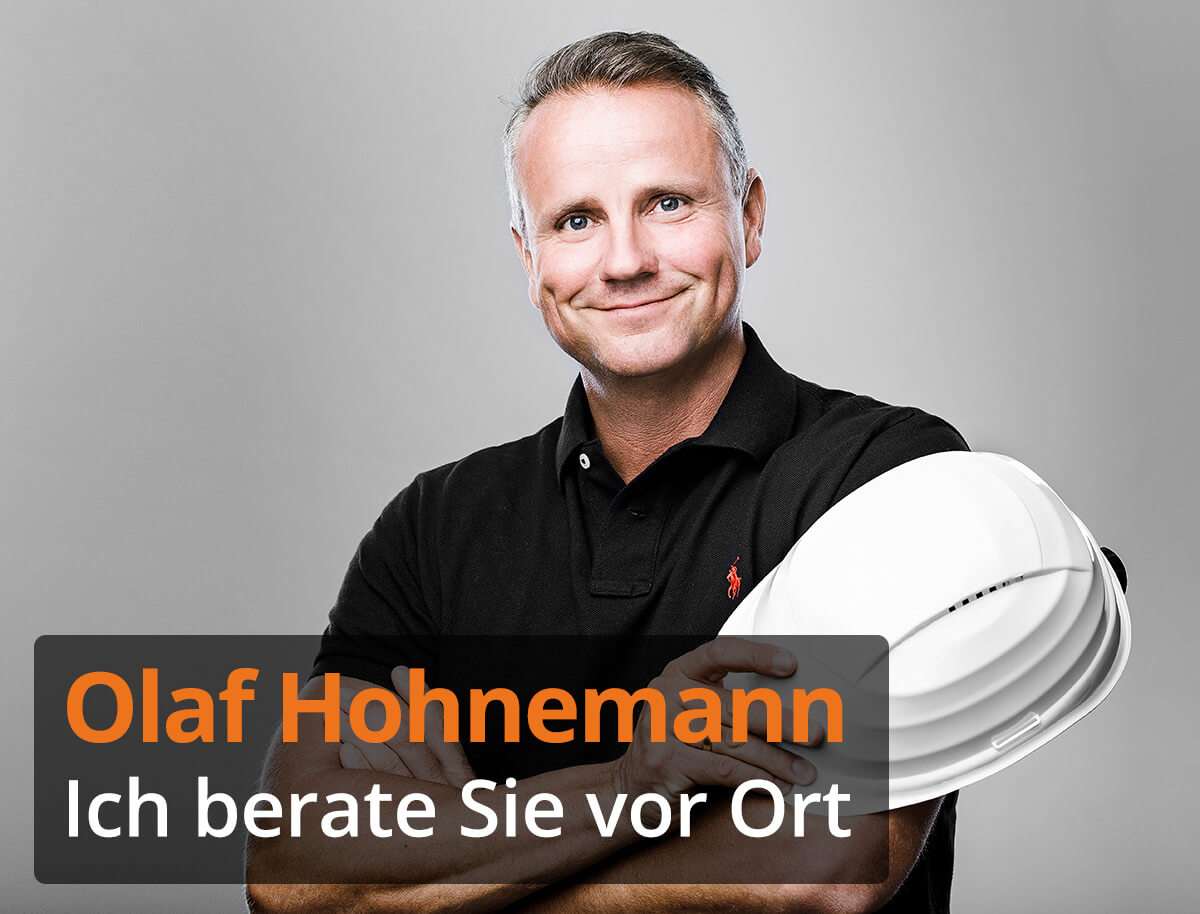 Olaf Hohnemann Beratung vor Ort