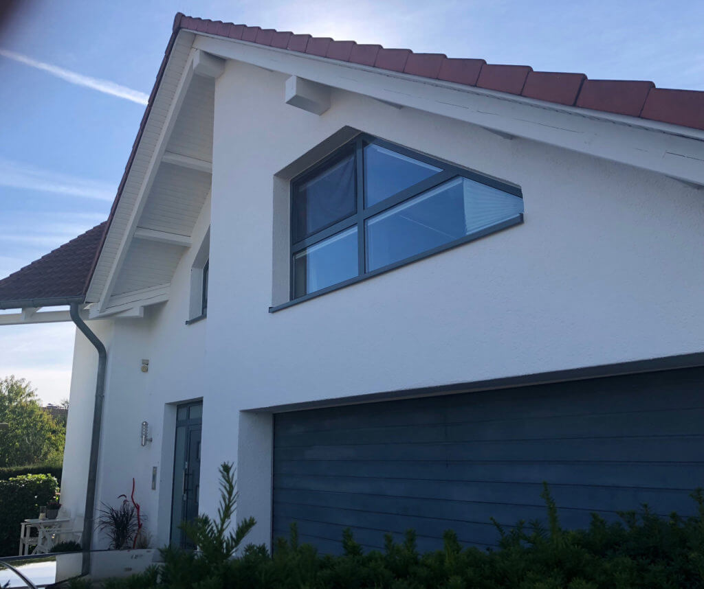 Fassadenanstrich Kosten im transparenten Überblick, gestrichene Fassade von 1aFassadenrenovierung