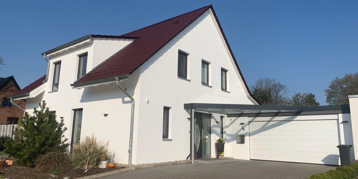 Haus neu gestrichen von Malereibetrieb Nerlich GmbH